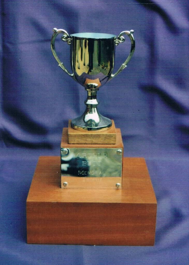 Picture of Arthur Butt Memorial Trophy