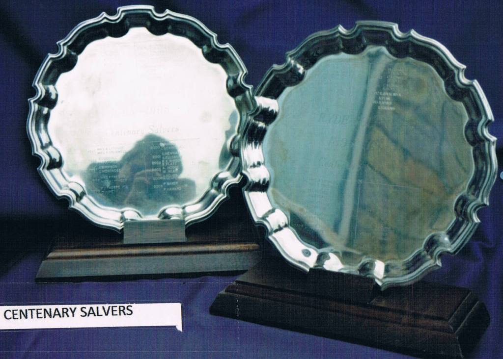 Picture of Centenary Salvers