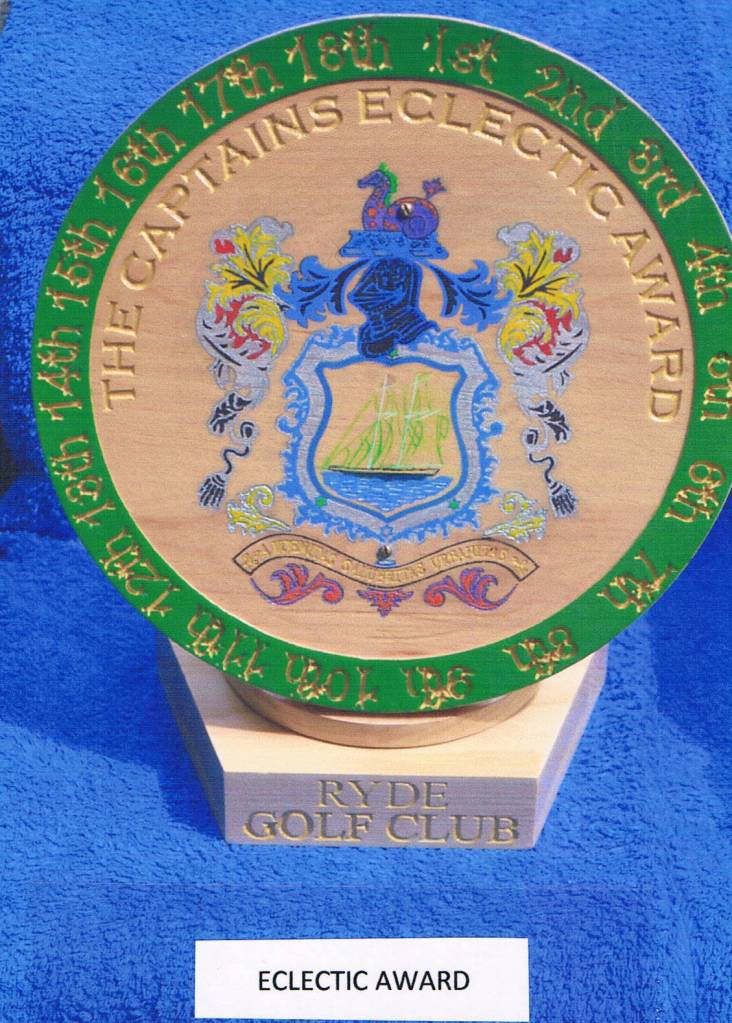 Copy of Eclectic Award