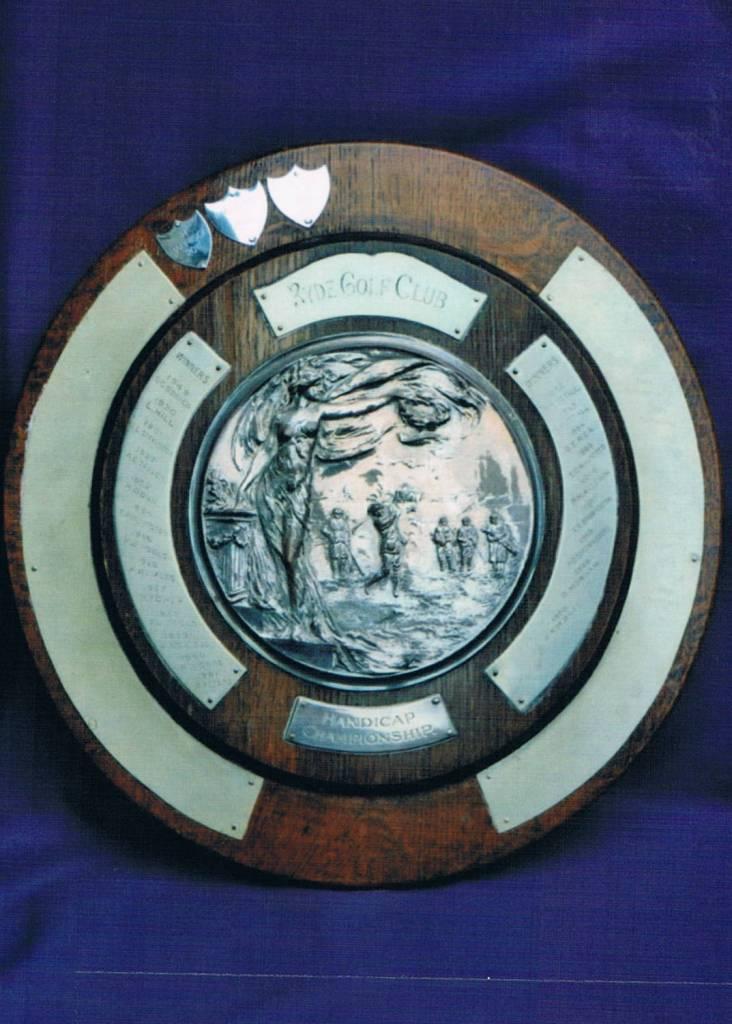 Picture of Handicap Championship Trophy