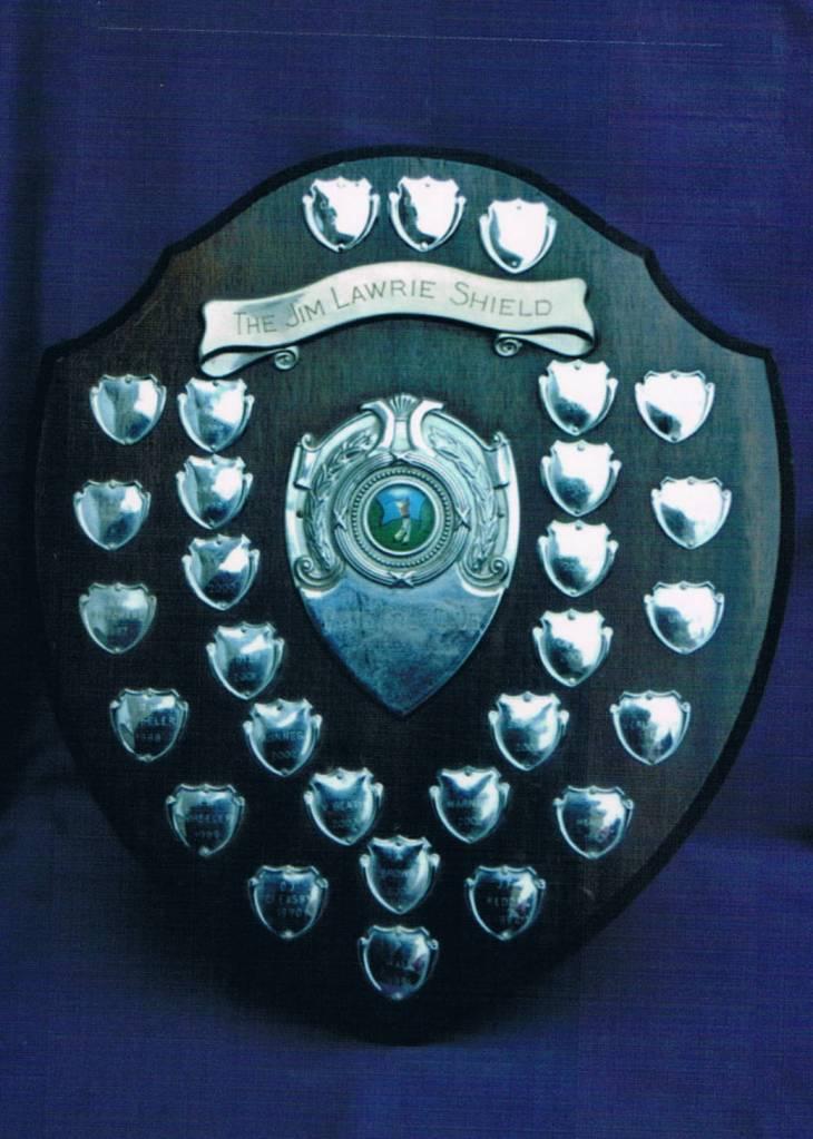 Picture of Jim Lawrie Shield