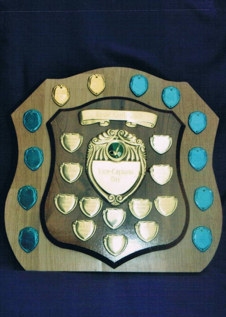 Picture of Joint Vice-Captains Day Trophy