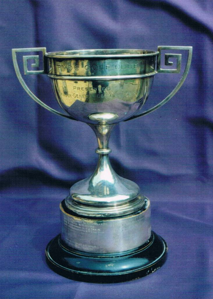 Picture of Lawrie Cup