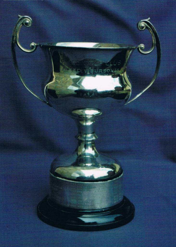Picture of Mixed Foursomes Trophy