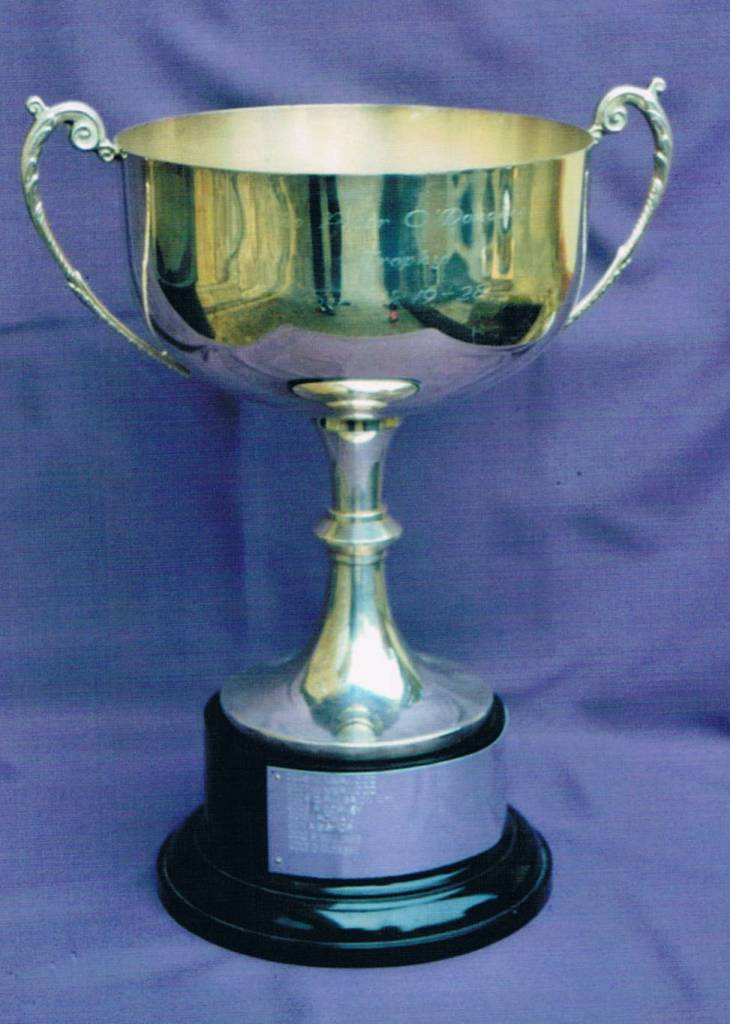 Picture of O'Donohoe Trophy