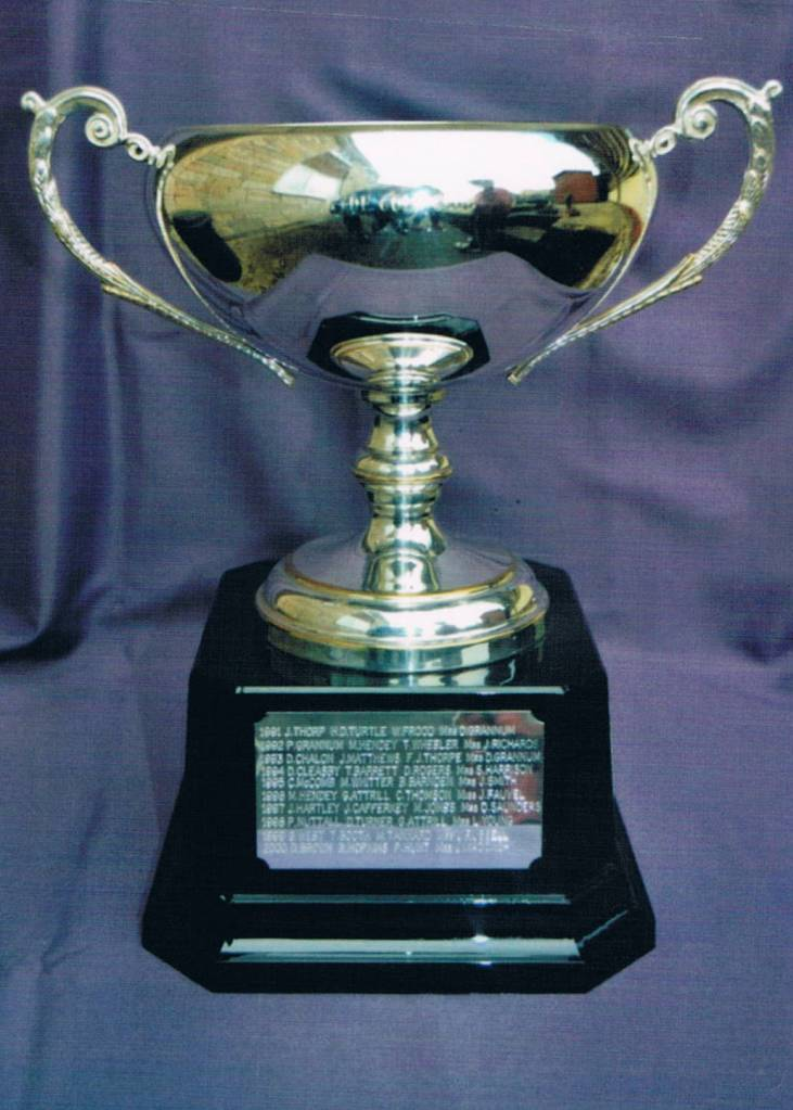 Picture of Tooth Scramble Trophy