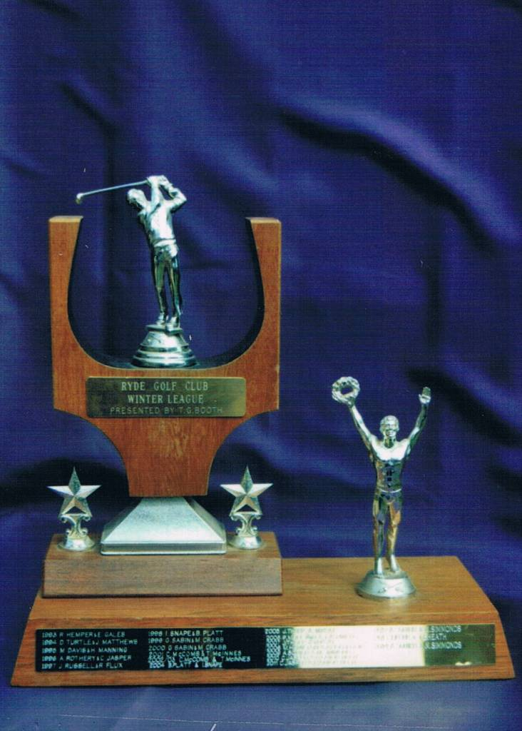 Picture of Winter League Trophy